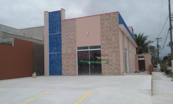 Loja À Venda, 208 M² Por R$ 650.000 - Pontal De Santa Marina - Caraguatatuba/sp - Lo0026