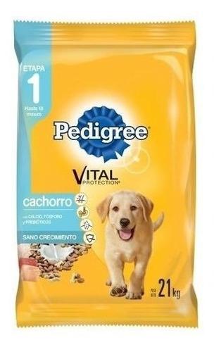 Pedigree Cachorro 21kg +regalo+envío/4pets