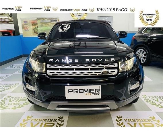 Land Rover Range Rover Evoque 2.0 Prestige Tech 4wd 16v Gaso