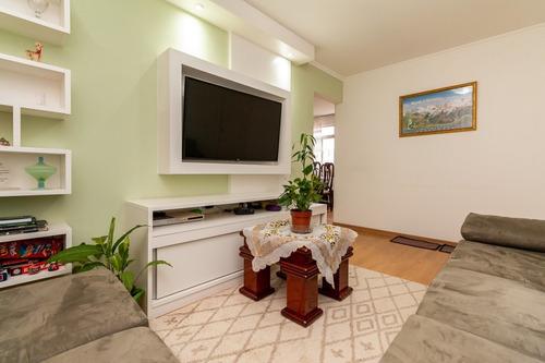 Apartamento A Venda No Bairro Vila Izabel Em Curitiba - Pr.  - 291-1