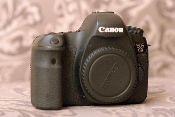 Câmera Full Frame Canon 6d + 50mm