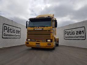 Caminhao Scania 113 H 4x2 360 1995 Linda Toco