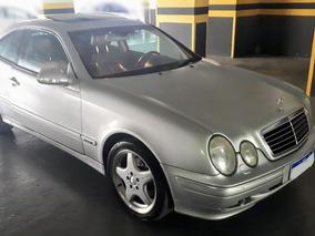 Mercedes-benz Clk 320 3.2 V6 Elegance 2000