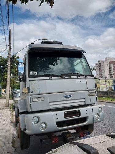 Sucata Ford Cargo 4331 2004 (venda De Peças)