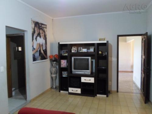 Casa Residencial À Venda, Cidade Jardim, Bauru - Ca0137. - Ca0137