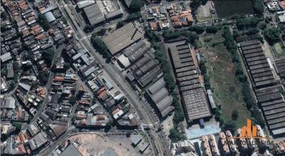 Área Comercial À Venda, Piraporinha, Diadema. - Ar0048