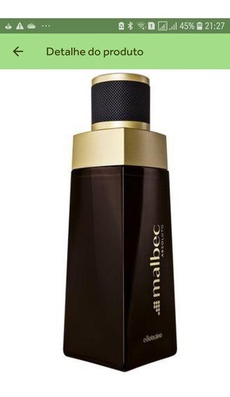 Grande Oferta Perfume Malbec O Boticario Original