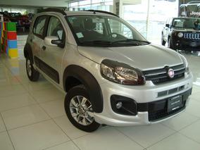 Fiat Uno Way 1.4 Divertido Y Equipado Para Ti !!!