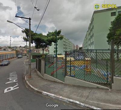 Apartamento Com 2 Dormitórios À Venda Por R$ 192.000 - Cidade Satélite Santa Bárbara - São Paulo/sp - Ap0321