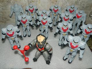 He-man Motu Horde Trooper Custom X 3