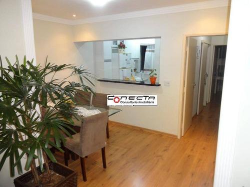 Imagem 1 de 25 de Apartamento Residencial À Venda, Parque Brasília, Campinas. - Ap0312