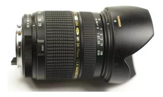 Lente Tamron Af 28-75mm F/2.8 Xr Di Ld P/ Nikon