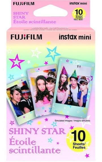 Pelicula Instantánea Fujifilm Instax Mini Shiny Star