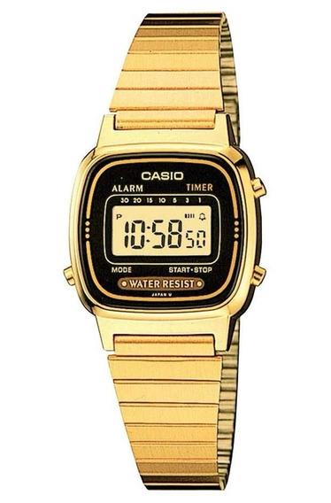 Relógio Casio Vintage La670wga-1df