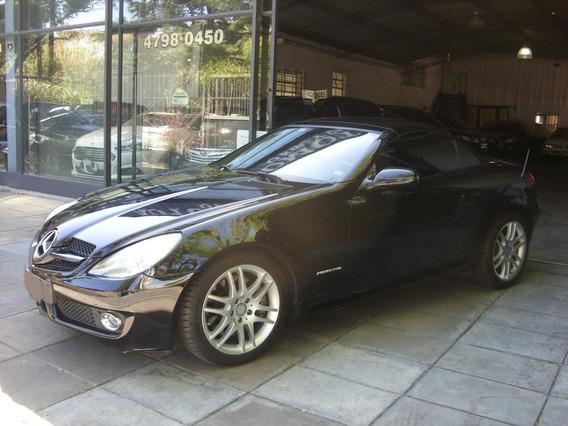Mercedes-benz Clase Slk 2.0 Slk200 Kompressor Sport 2010