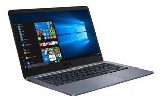 Asus Notebook E406ma 14 Celeron N4000 4gb 64gb Win10 Cuotas
