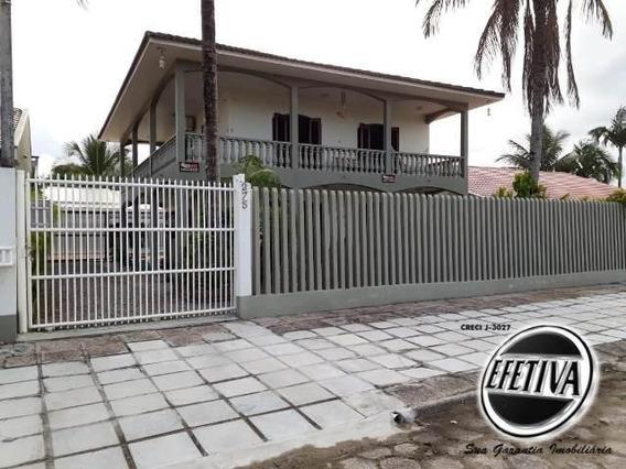 Casa 4 Quartos Praia De Leste - Pontal Do Pr - 1949r