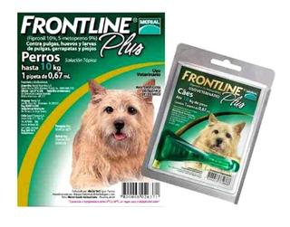 Pipeta Antipulgas Frontline Perros Y Gatos