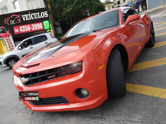 Chevrolet Camaro Ss V8 6.2 Laranja - Automático - 2011