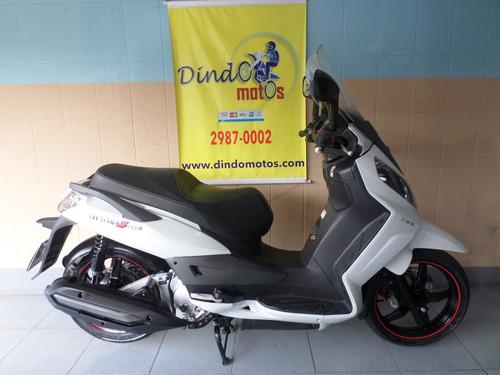 Dafra Citycom 300i 2018 Com 7.746 Km