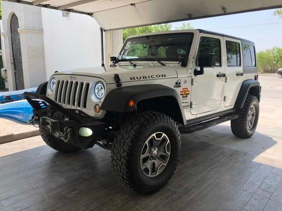 Jeep Rubicon Rubicon Wrangler