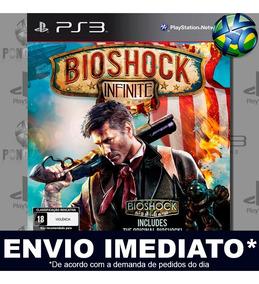 Bioshock Infinite Ps3 - Midia Digital Psn | Envio Imediato