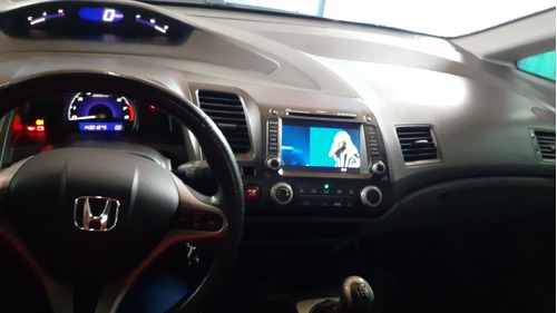 Imagem 1 de 4 de Honda Civic 2010 1.8 Lxl Couro Flex 4p