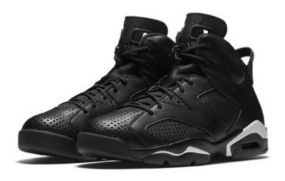 Air Jordan 6 Black