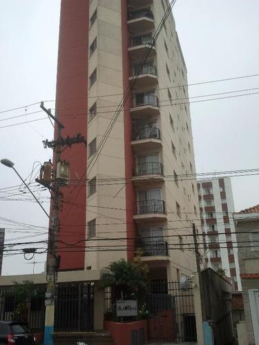 Apartamento Residencial À Venda, Chácara Santo Antônio (zona Leste), São Paulo - Ap3765. - Ap3765