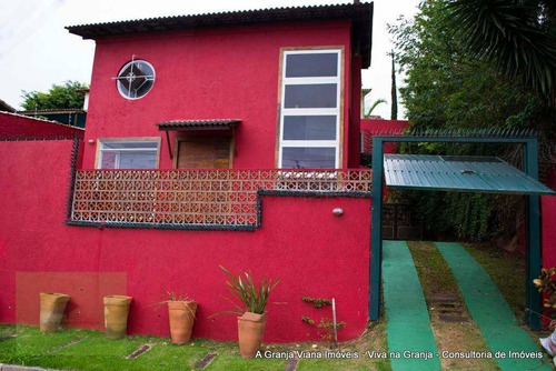 Lindo Projeto, Vila Velha, Granja Viana, Carapicuíba - Ca1197. - Ca1197