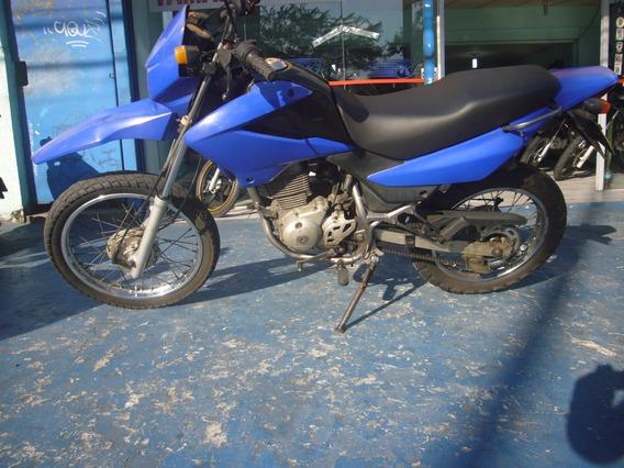 Honda Nxr 150 Bros Ks 2008 Azul R$ 5.599,00
