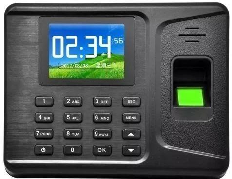Control De Asistencia Modelo A-f261 2.8 Pulgadas Color