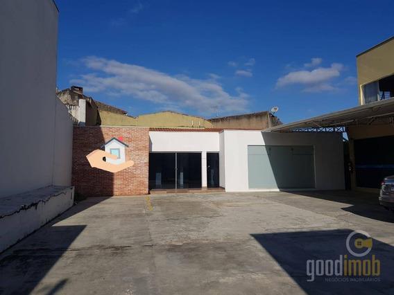 Sala Comercial, 120 M² Por R$ 4.000/mês - Jardim Paulistano - Sorocaba - Sa0001