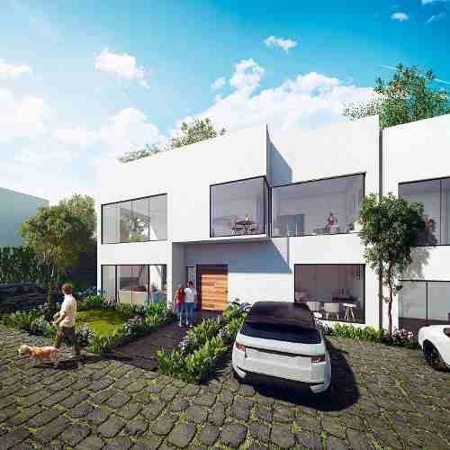 Preventa Casa En Condominio Horizontal San Jerónimo Lidice