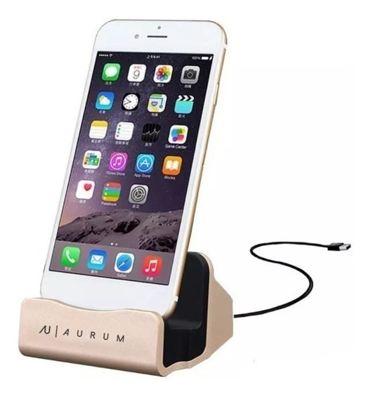 Base Cargador Para iPhone 5 6 Plus 7 7 8 Plus X 10 Xr Xs Max