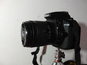 Câmera Nikon D5300 + Acessórios