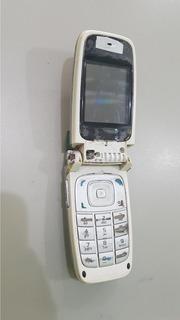 Celular Nokia 6101 Para Retirar Peças Os 001