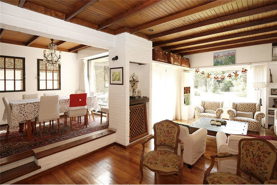 Gran Casa En Alquiler Punta Chica