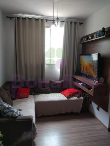 Imagem 1 de 14 de Apartamento A Venda, Edifício Spazio Jequitibas, Jundiaí - Ap07660 - 4261146