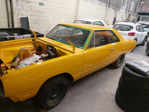 Imagem 1 de 7 de Dodge Dart Luxo Coupe 1975 - Leia O Anuncio