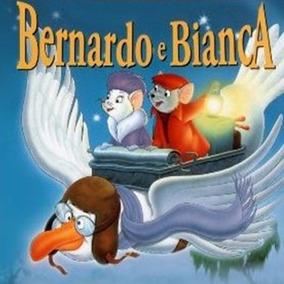 Cd Bernardo E Bianca Especial - Trilha Sonora