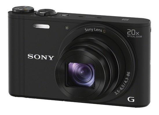 Câmera Digital Sony Cyber-shot Dsc-wx350 - Lj. Platinum