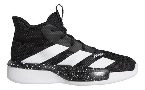 Botas adidas Basketball Pro Next 2019 K Ng/bl