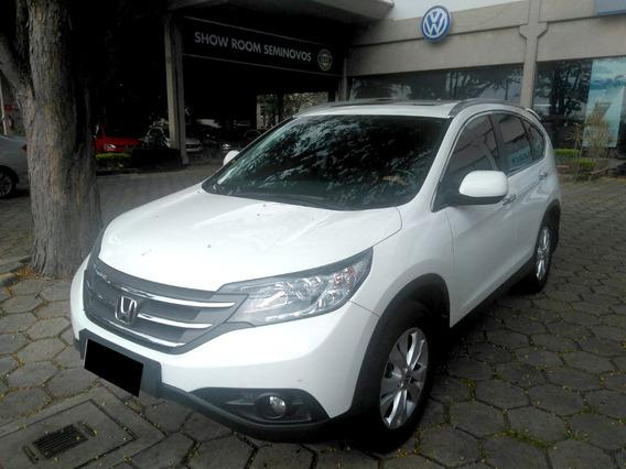 Honda Crv 4x4 Automatica Completa 2012