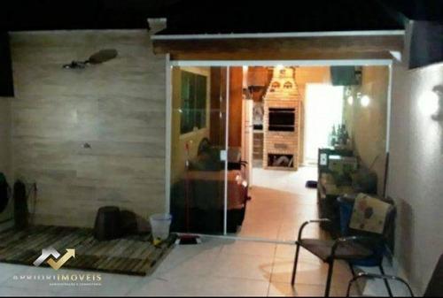 Cobertura Com 2 Dormitórios À Venda, 102 M² Por R$ 425.000,00 - Vila Camilópolis - Santo André/sp - Co1051