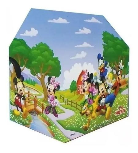Carpa Casita Mickey Mouse Faydi Original!