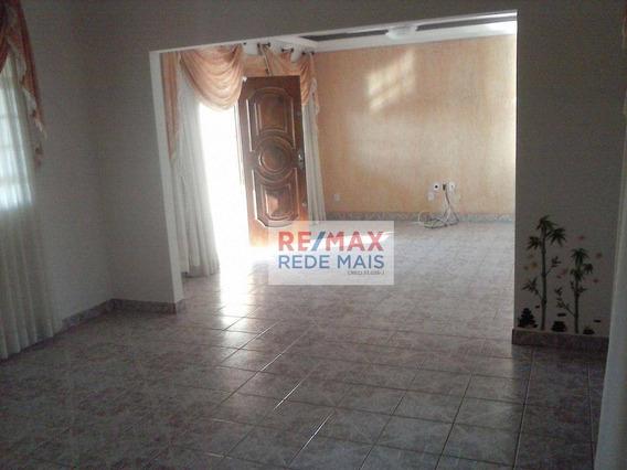 Casa Com 4 Dormitórios À Venda, 250 M² Por R$ 900.000 - Jardim Paraíso - Botucatu/sp - Ca0016