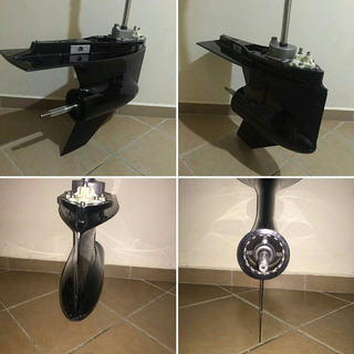 Pata Para Motor Mercury