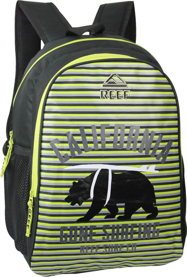Mochila Escolar/universitario Reef Originalrf-608 California