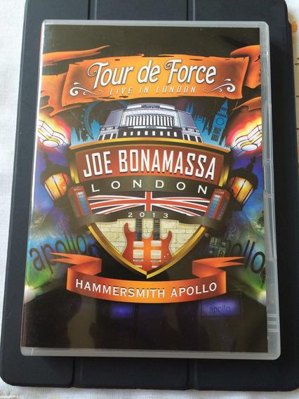 Dvd Joe Bonamassa - Hammersmith Apollo - 2013 ( Duplo )